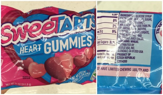 Allergy-Free Candy You Can Buy for School Valentine Parties