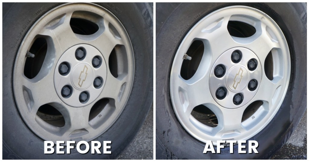 Rim Shop Near Me >> How To Clean Chrome Rims At Home Even Remove Rust