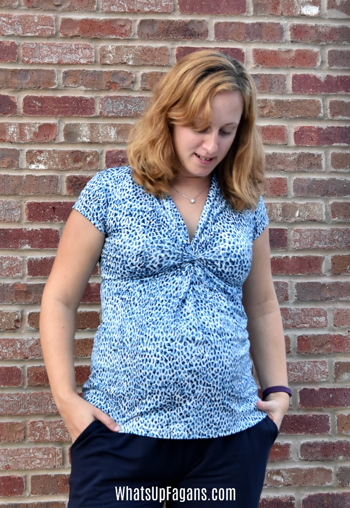 dade90fa190aa The Non-Committal Way to Try Nursing Tops with Le Tote Maternity!