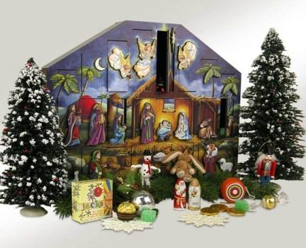 40 christian nativity advent calendars focused on jesus. Black Bedroom Furniture Sets. Home Design Ideas