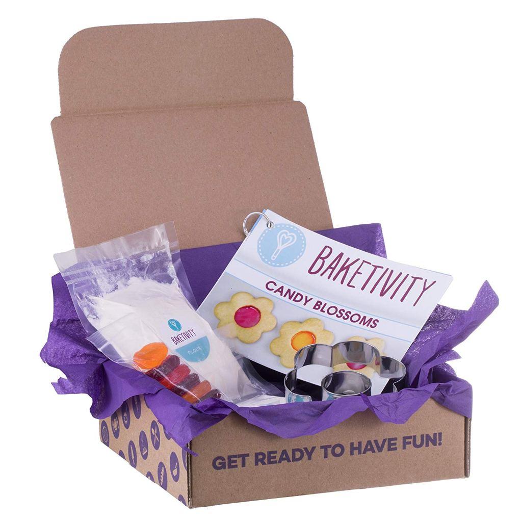 baketivity - kids baking box kit