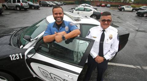'Be the Change' more than a slogan for Gastonia Police Department