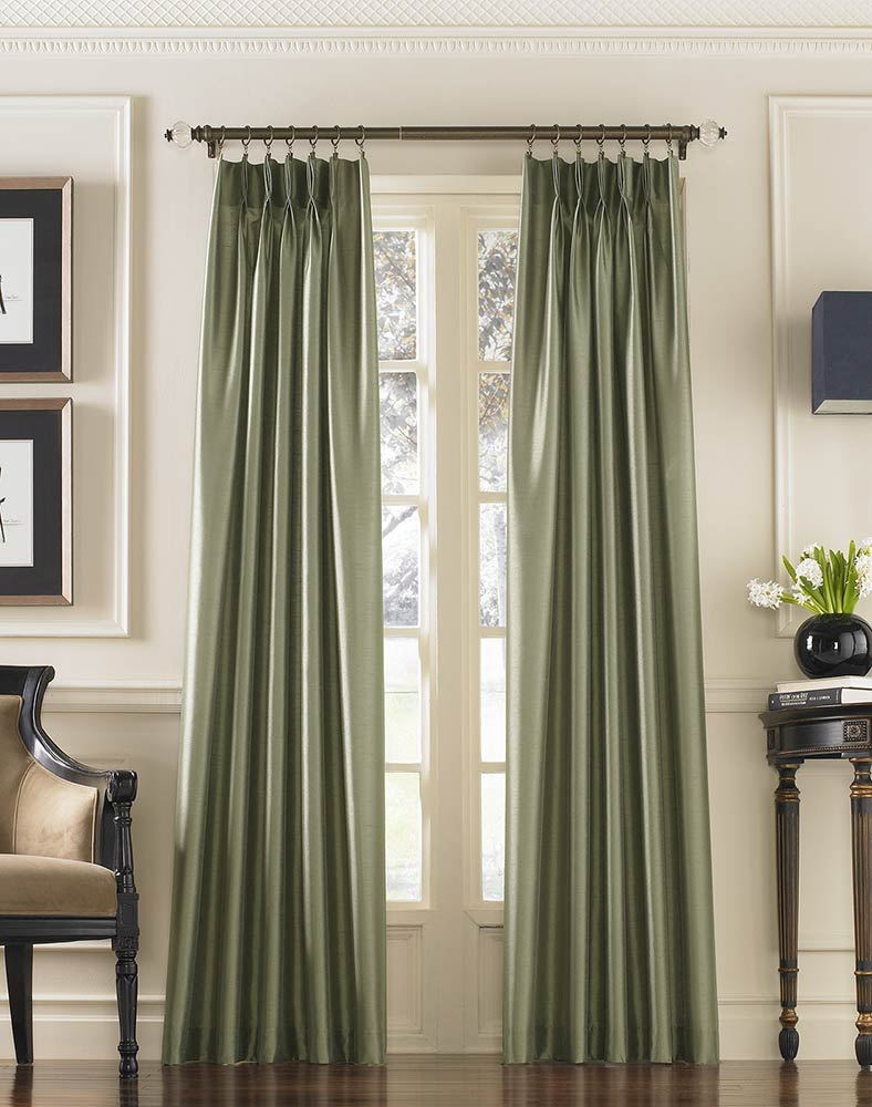 Curtain Talk | Whats Ur Home Story for Pinch Pleat Curtains On A Track  146hul