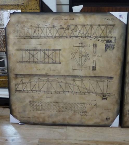 Impromptu Decor Consult  DIY Industrial Art
