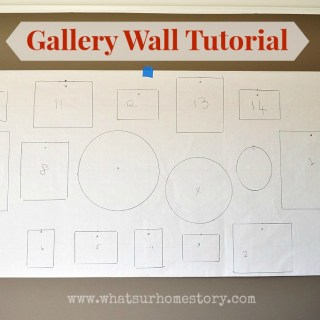 gallery wall tutorial, diy photo gallery wall, the easy way to hang groupings of photos