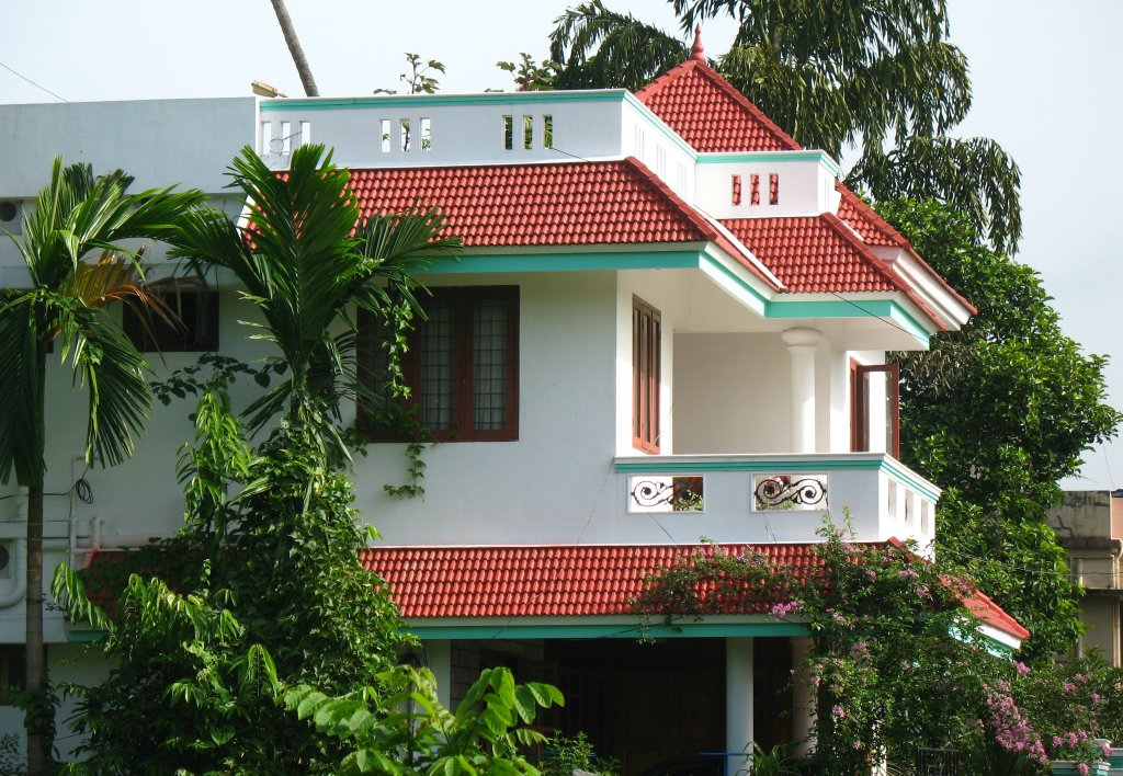 Home sweet home kerala houses whats ur home story for Indian house photo gallery