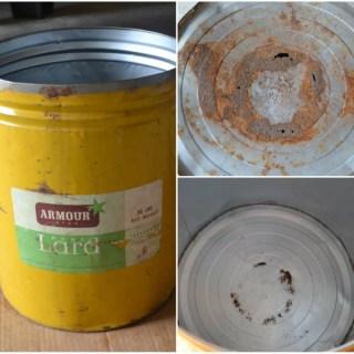 sealing vintage finds