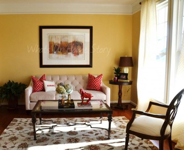 Updates   Living Room