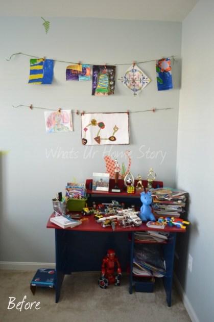Explorer Themed Kids Room