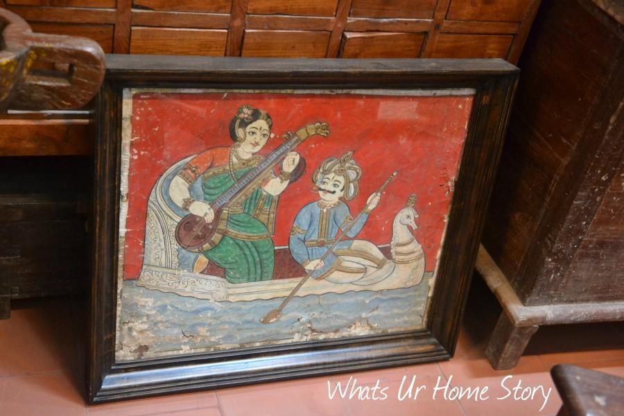 Antiquing in Jew St, Fort Kochi