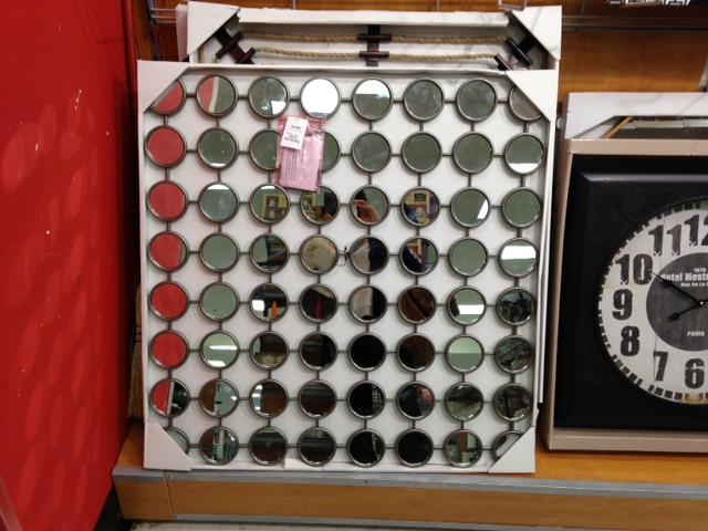 Window Shopping Geometric Patterns