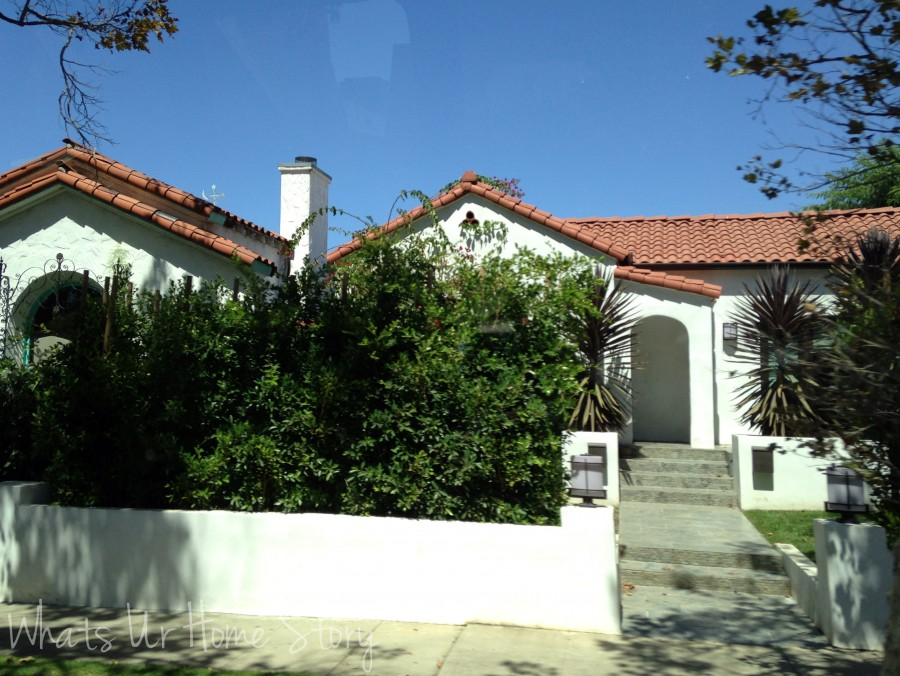 LAs Spanish Colonial Revival Homes