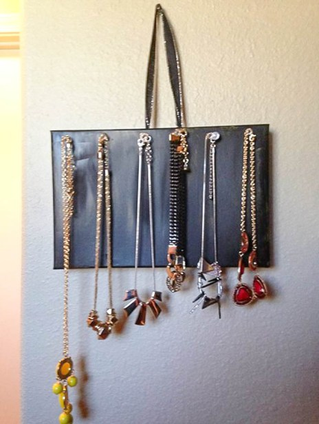Simple & Easy Jewelry Organizers