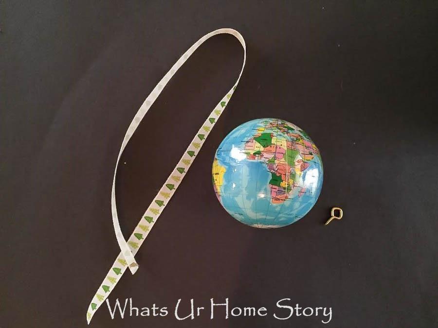 Globe Ornament