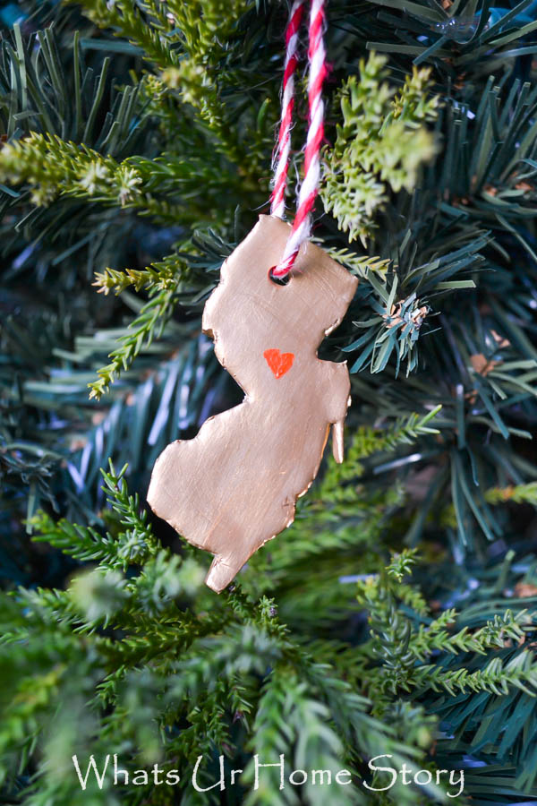 Clay State Ornaments & A Linky Party!