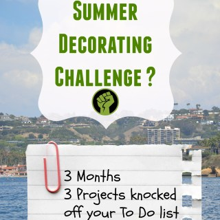 Summer Decorating Challenge