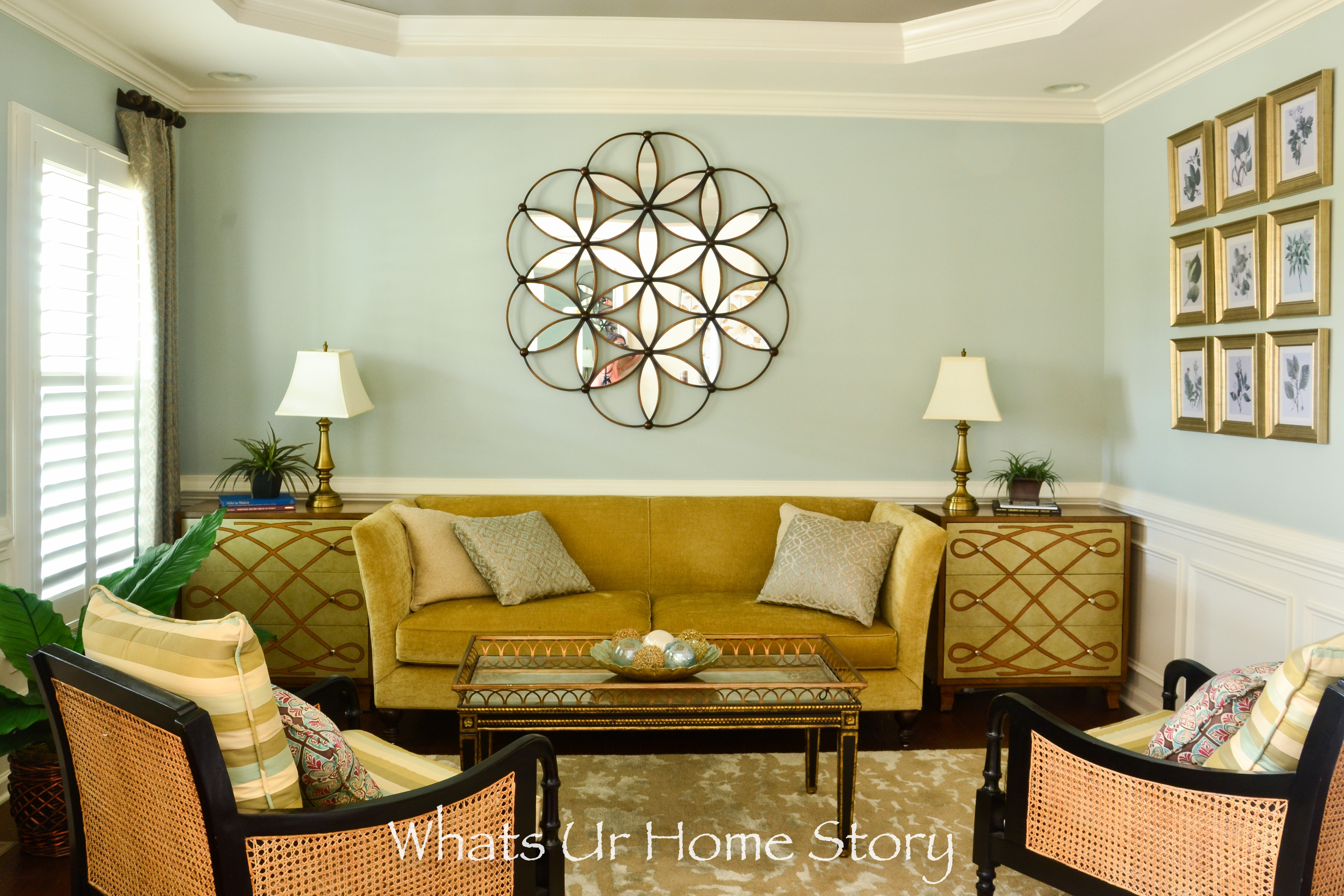 Neutral & Eclectic Home Tour | Whats Ur Home Story