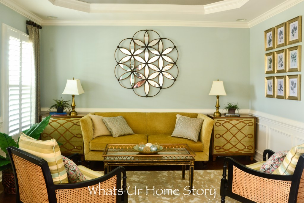 An Eclectic Indian Home Tour: Neutral & Eclectic Home Tour