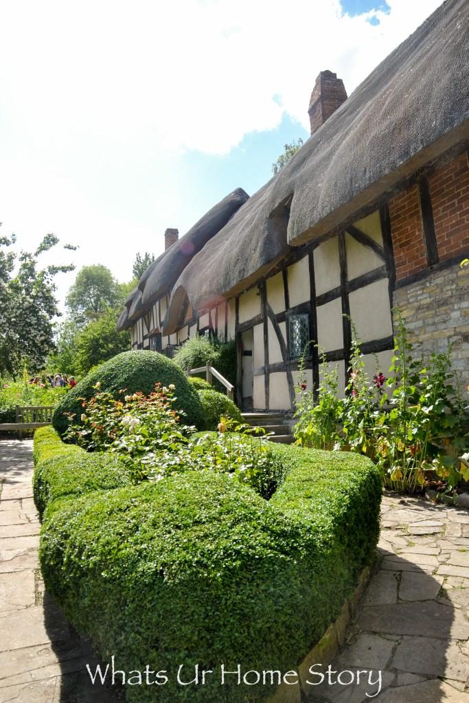 Stratford upon Avon   Shakespeares Birthplace