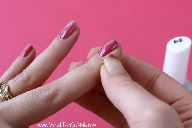 Image Led Remove Gel Nail Polish Step 10