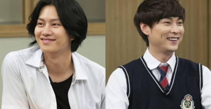 Knowing bros members kim heechul and min kyung hoon to release mv knowing bros members kim heechul and min kyung hoon to release mv featuring momo stopboris Image collections
