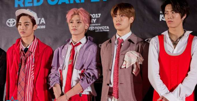 Kcon Ny 2017 Kpop Idols Rock The Red Carpet On Day Two Wtk