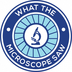 What the microscope saw – Science for everyone