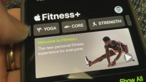 apple fitness app