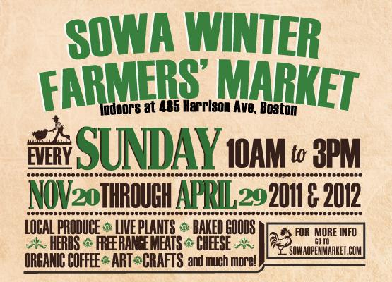 SOWA Boston Farmers Market