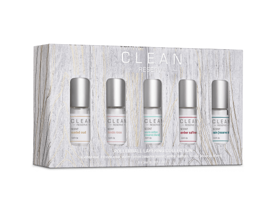 CLEAN Reserve 5 Piece Rollerball Layering Collection