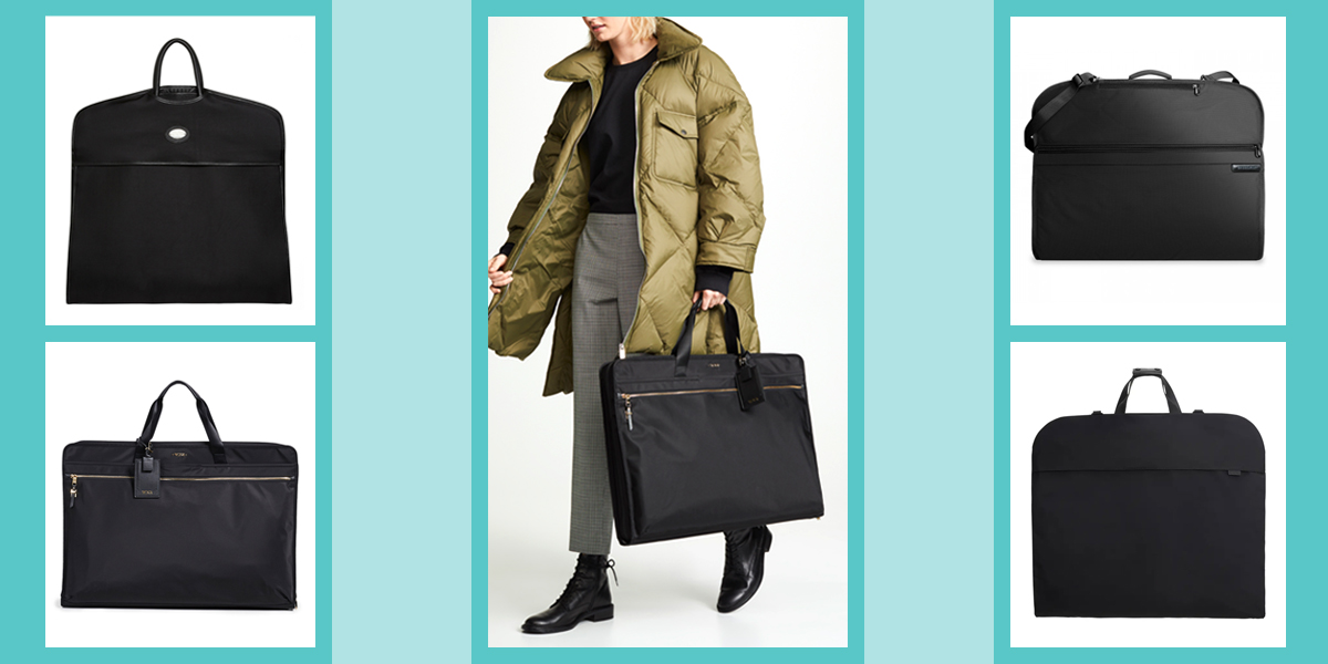 11 Best Garment Bags to Up Your Packing Game and Stay Wrinkle-Free