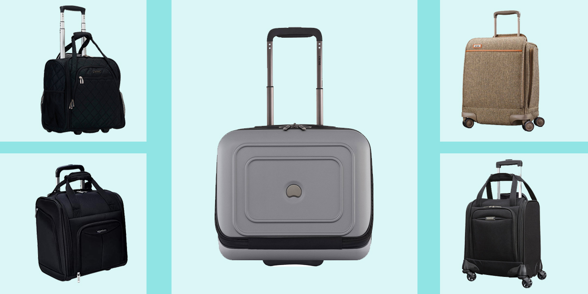 Best Underseat Luggage That Hold Everything for Your Next Flight