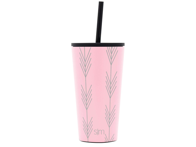 Simple Modern 16oz Classic Tumbler with Straw Lid & Flip Lid