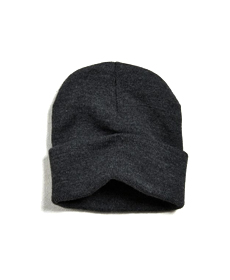 UO Essential Ribbed Beanie.