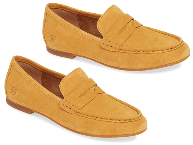 Born Barnstable Loafer.