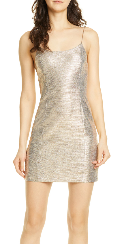 Nelle Minidress ALICE + OLIVIA.
