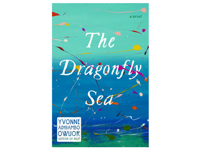 The Dragonfly Sea: A novel.