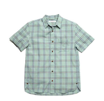 Outerknown BEACHCOMBER S/S SHIRT.