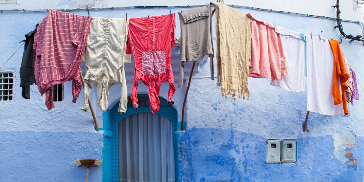 How to Hand-Wash Clothes While Traveling.