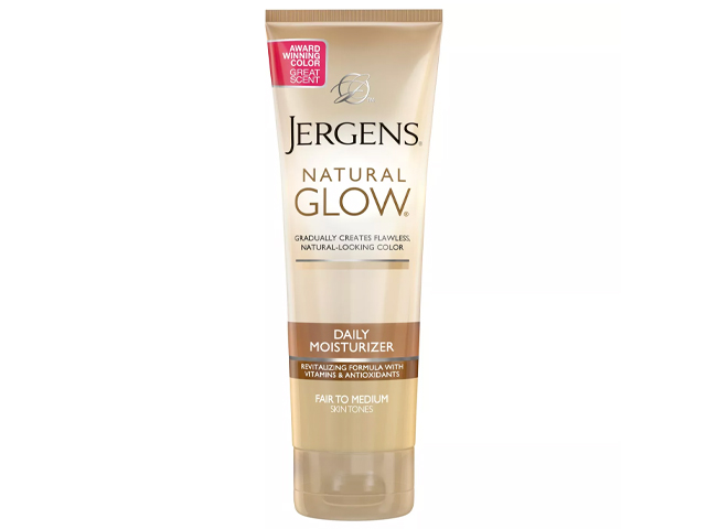 Jergens Natural Glow Revitalizing Lotion - 7.5 oz.