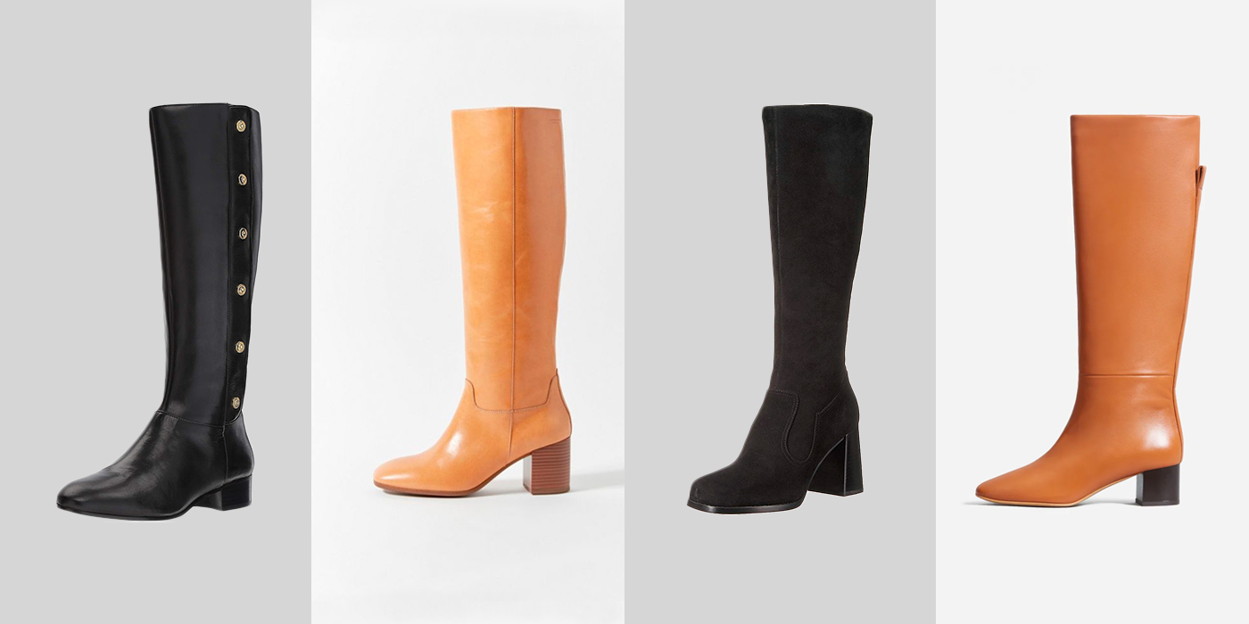 The Best Tall Boots and Outfits (2019