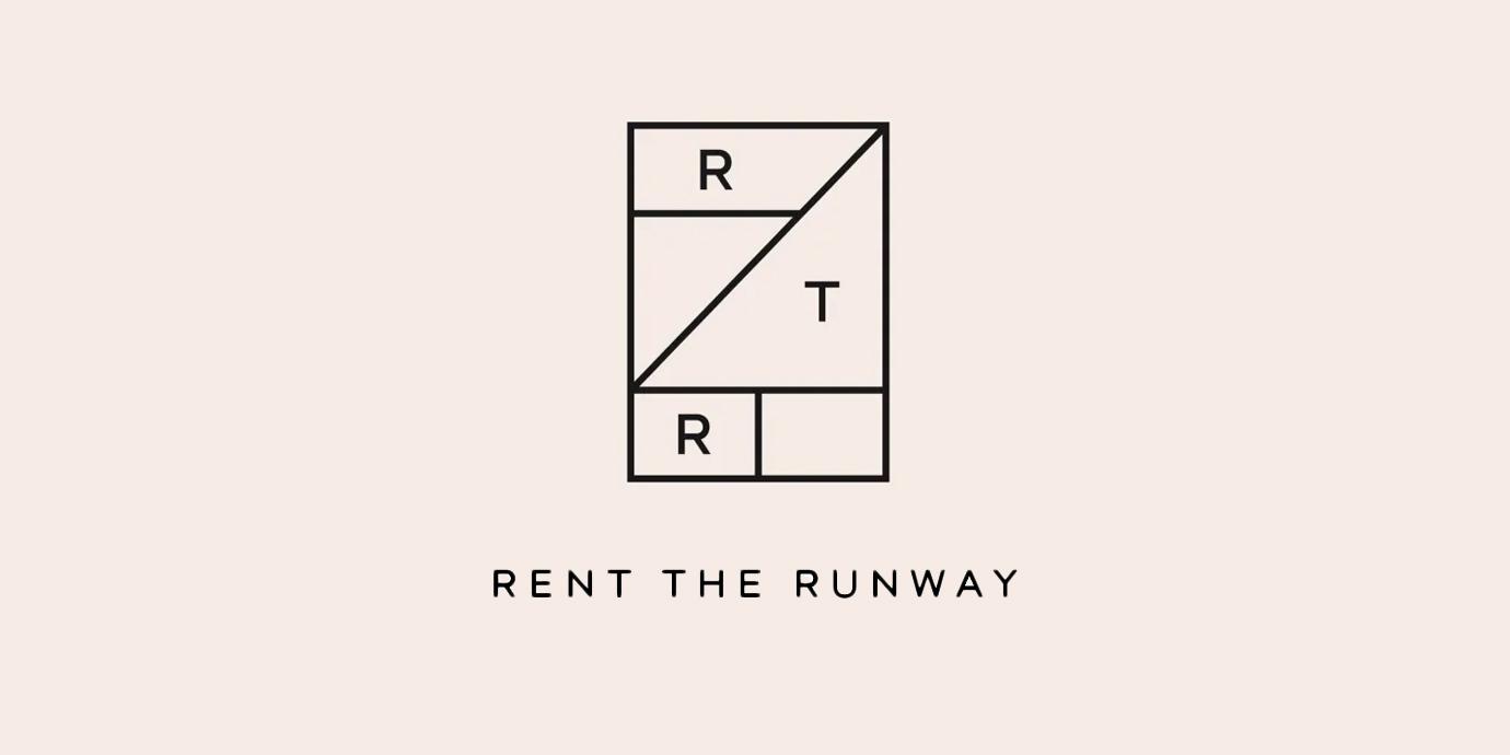 Rent the Runway logo.