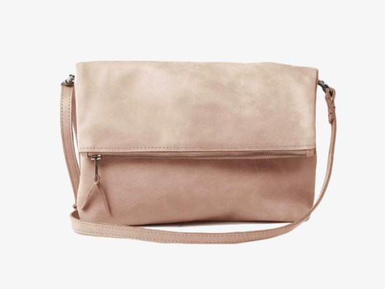 Able LARGE EMNET FOLDOVER CROSSBODY.