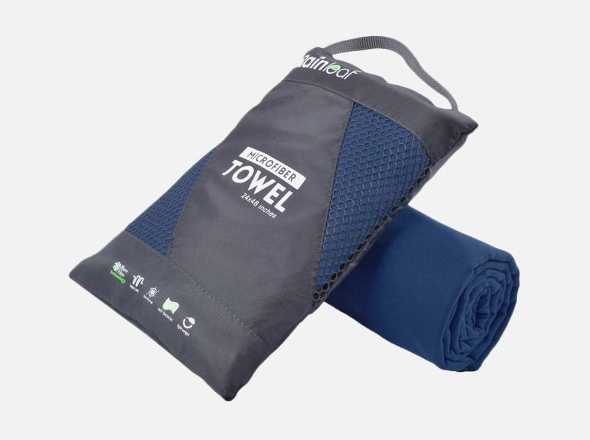 Rainleaf Microfiber Towel.