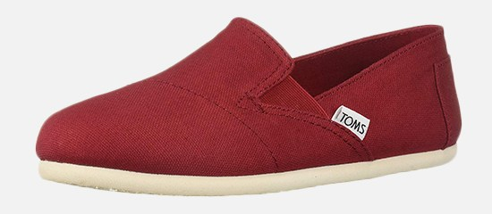 TOMS Women's Redondo Loafer Flat.
