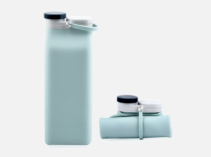 E-Senior Collapsible Foldable Water Bottle.