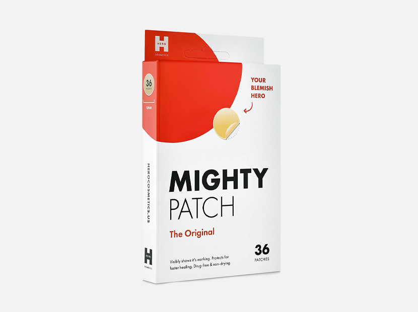Mighty Patch Original - Hydrocolloid Acne Pimple Patch Spot Treatment.