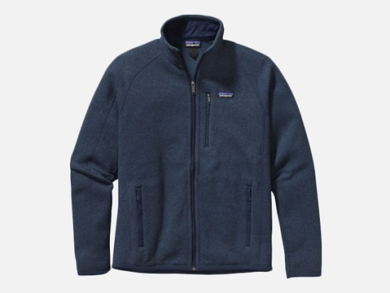 Patagonia Men's Better Sweater Fleece Jacket.