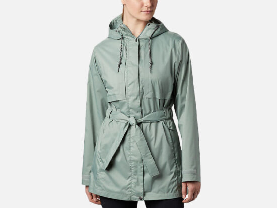 Women's Pardon My Trench™ Rain Jacket.