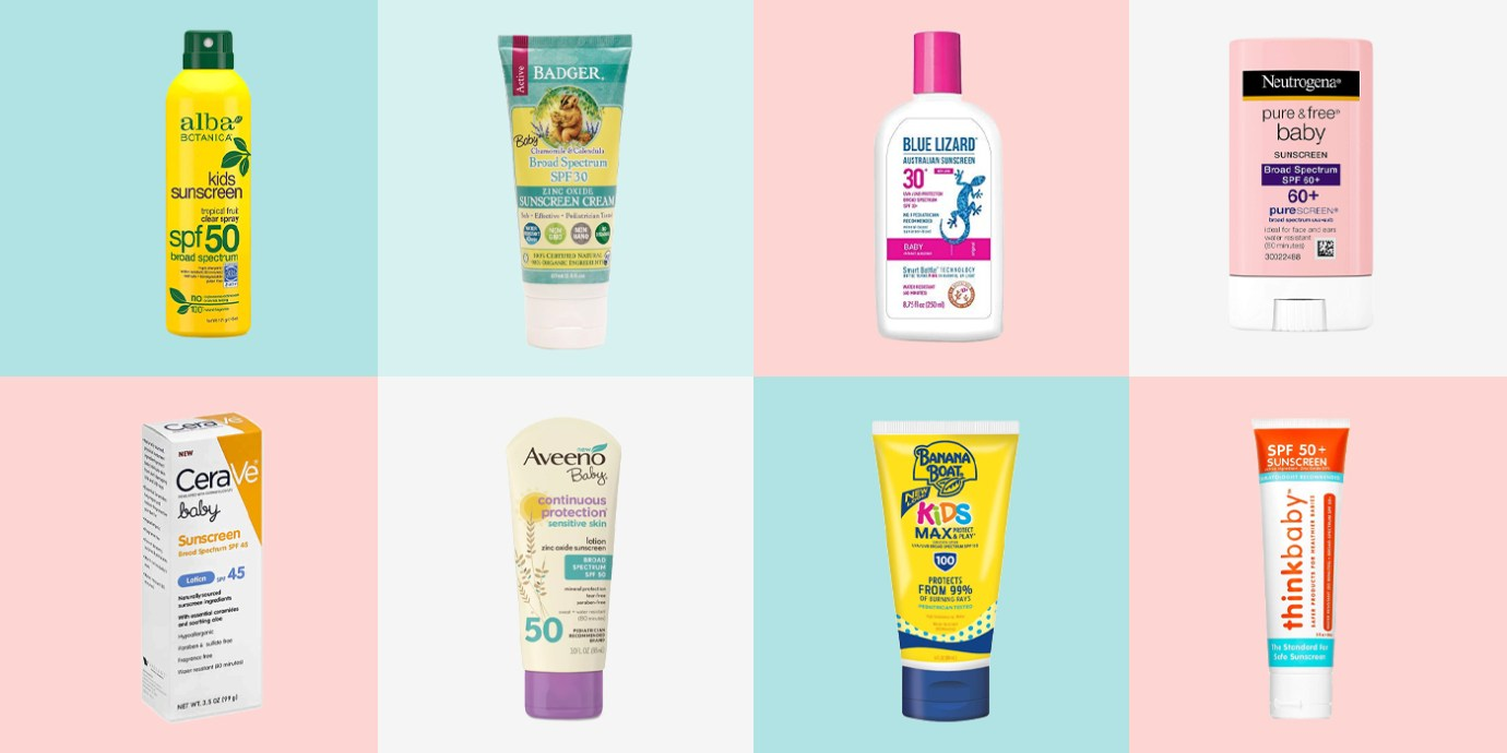 The Best Sunscreen for Kids (That Your Kids Won't Hate).